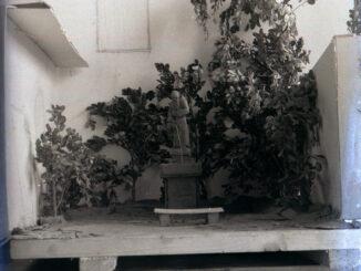 Modell des Konradsbrunnens